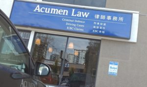 Acumen law Richmond